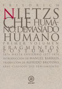 HUMANO DEMASIADO HUMANO 2 VOL.