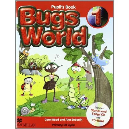 BUGS WORLD PUPILS 1