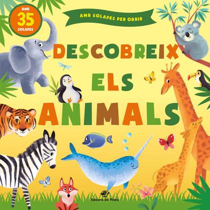 DESCOBREIX ELS ANIMALS                                                          CONTES INFANTIL
