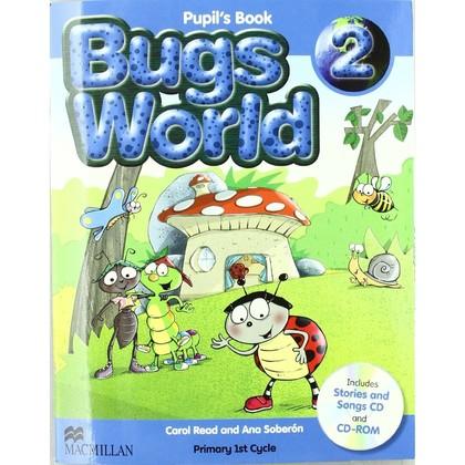 BUGS WORDL PUPILS BOOK 2