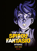 SPIROU Y FANTASIO INTEGRAL 16. TOME Y JANRY (1992-1999)