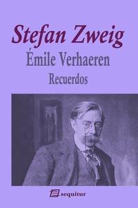 EMILE VERHAEREN RECUERDOS