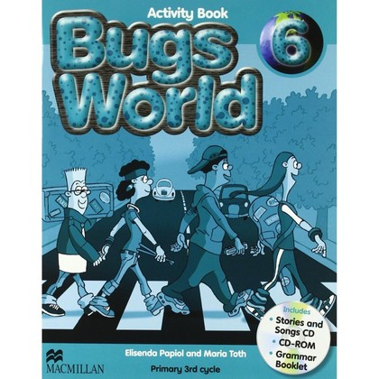 BUGS WORLD 6 ACT PACK