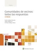 COMUNIDADES DE VECINOS: TODAS LAS RESPUESTAS (3.ª EDICIÓN).