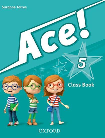 ACE 5 CB & SONGS CD PK