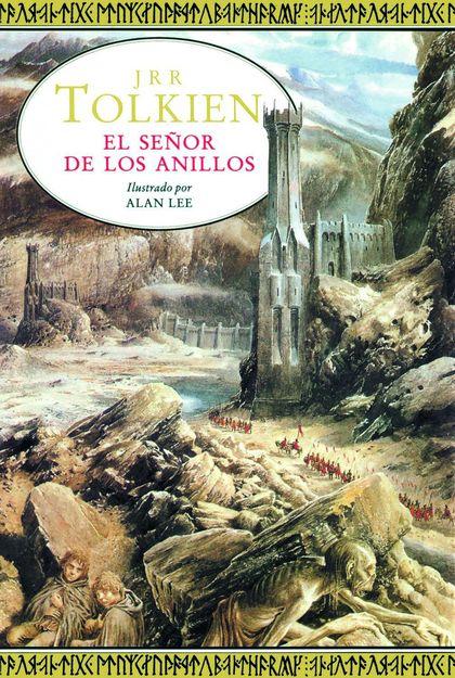 EL SEÑOR DE LOS ANILLOS. ILUSTRADO POR ALAN LEE.