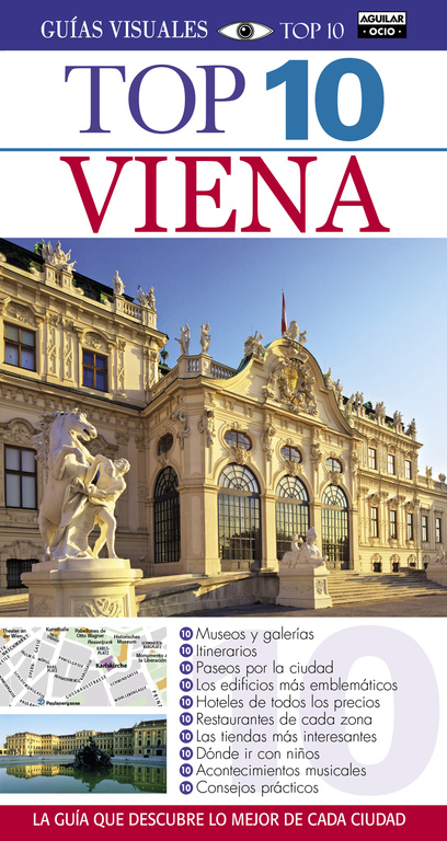 VIENA (GUÍAS VISUALES TOP 10 2015).