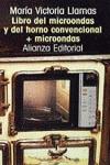 Libro del microondas y horno convencional + microondas