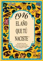 1946 AÑO TU NACISTE