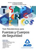 017 TEST PSICOTECNICOS PARA FUERZAS Y CUERPOS DE SEGURIDAD