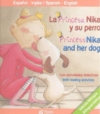 LA PRINCESA NIKA Y SU PERRO.