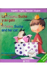 LA PRINCESA SUCHA Y SU GATO.