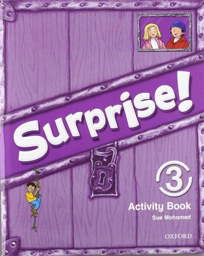 SURPRISE 3 ACTIVITY BOOK