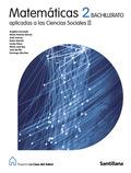 PROYECTO LA CASA DEL SABER, MATEMÁTICAS APLICADAS A LA CIENCIAS SOCIALES, 2 BACHILLERATO