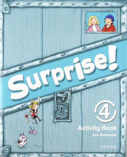 SURPRISE ACT BOOK 4