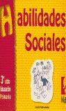 HABILIDADES SOCIALES 3 CICLO EDU. PRIMARIA