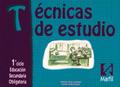 TÉCNICAS DE ESTUDIO, ESO, 1 CICLO