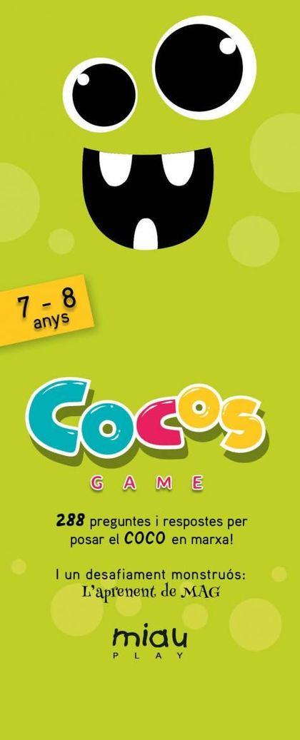 COCOS GAME 7-8 AÑOS (CATALÁN)