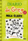 Diario de Greg 8. ¡Mala suerte!