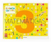 MATEMÁTICAS  CUENTO CUENTA NIVEL 3-07.