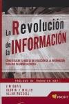 LA REVOLUCIÓN DE LA INFORMACIÓN: CÓMO UTILIZAR EL MODELO DE EVOLUCIÓN DE LA INFORMACIÓN PARA QU