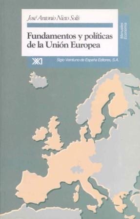 FUNDAMENTOS POLITICAS UNION EUROPEA