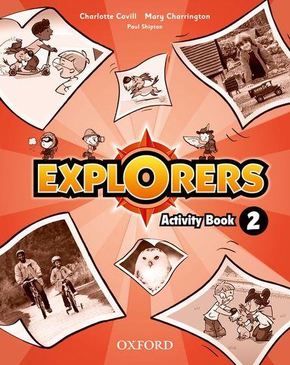 (11).EXPLORERS 2º.PRIM.(ACTIVITY BOOK).