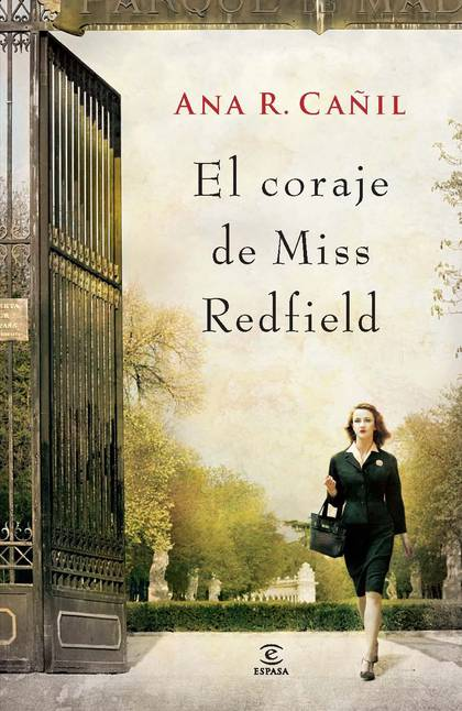 EL CORAJE DE MISS REDFIELD.