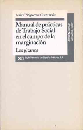 MANUAL PRACTICAS TRABAJO SOCIAL CAMPO MARGINACION GITANOS