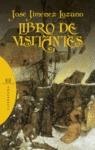 LIBRO DE VISTANTES.