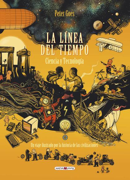 LA LINEA DEL TEMPO CIENCIA Y TECNOLOGIA.