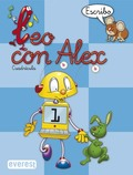 LEO CON ALEX--, ESCRITURA, 1 EDUCACIÓN INFANTIL. CUADRÍCULA