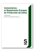 COMENTARIOS AL REGLAMENTO EUROPEO DE PROTECCIÓN DE DATOS