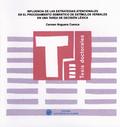 INFLUENCIA DE LAS ESTRATEGIAS ATENCIONALES EN EL PROCESAMIENTO SEMÁNTICO DE ESTÍMULOS VERBALES