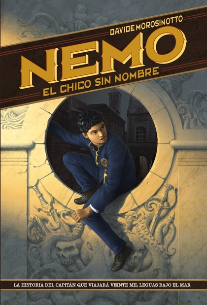 NEMO. EL CHICO SIN NOMBRE