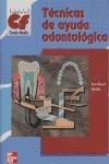 TECNICAS DE AYUDA ODONTOLOGICA