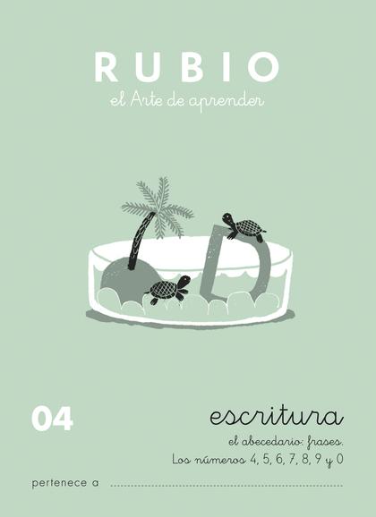 ESCRITURA RUBIO, N. 04