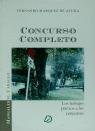 CONCURSO COMPLETO CABALLO