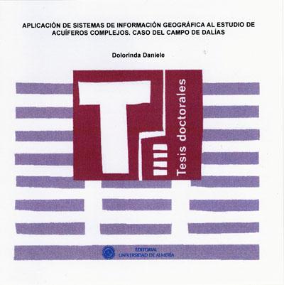 APLICACIÓN DE SISTEMAS DE INFORMACIÓN GEOGRÁFICA AL ESTUDIO DE ACUÍFEROS COSTEROS COMPLEJOS : C