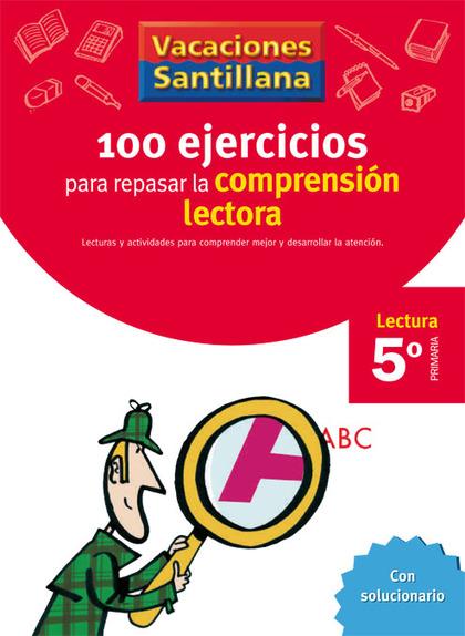 5PRI CUAD VAC COMPRENSION LECTORA ED06.