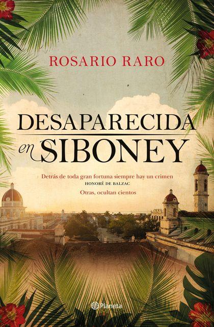 DESAPARECIDA EN SIBONEY.