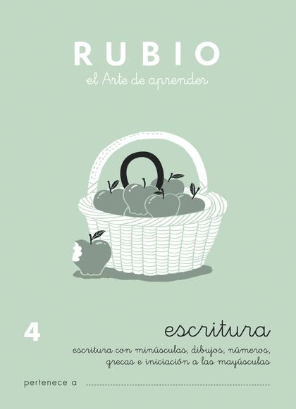 ESCRITURA RUBIO, N. 4