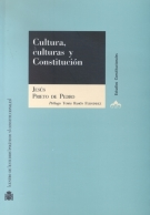 CULTURA, CULTURAS Y CONSTITUCIÓN