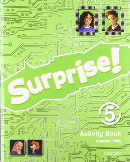 SURPRISE¡ 5 ACTIVITY BOOK PRIMARY