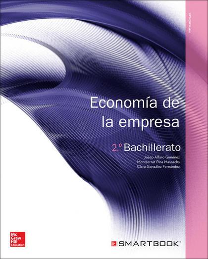 LA - ECONOMIA DE LA EMPRESA 2 BACHILLERATO. LIBRO ALUMNO. ANDALUCIA..