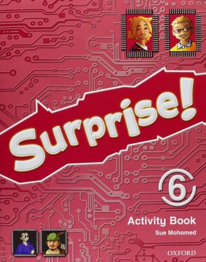SURPRISE 6 ACTIVITY BOOK