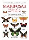 MARIPOSAS DIURNAS Y NOCTURNAS