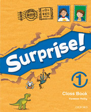 SURPRISE 1 COURSE BOOK