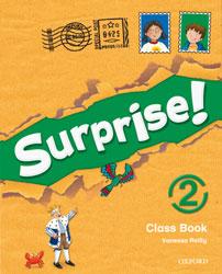 SURPRISE 2 COURSE BOOK