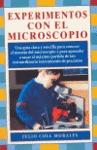 EXPERIMENTOS CON EL MICROSCOPIO